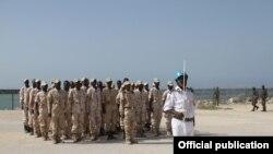 Ciidamada badda Somalia