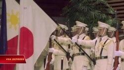 Philippines có thể tuần tra chung với Nhật ở Biển Đông