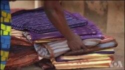 Le retour en grâce du pagne de la rue au Burkina Faso (vidéo)