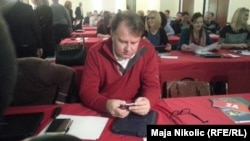 Nermin Nikšić, predsjednik SDP-a i poslanik u Parlamentu FBiH