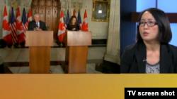 时事看台(莉雅):美加推动对朝海上封锁,中俄缺席会议引发批评