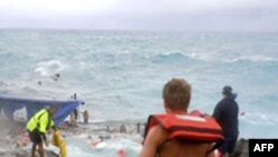 Sea Bright gəmisi Türkiyənin Aralıq dəniz sahillərində saya oturub
