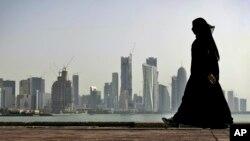 El nuevo plazo ofrecido por la alianza de cuatro países árabes para que Doha responda a su lista de exigencias expiraría el martes por la noche o el miércoles de madrugada.