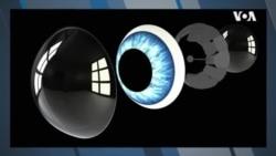 Smart linzalar - eng kichik LED displey