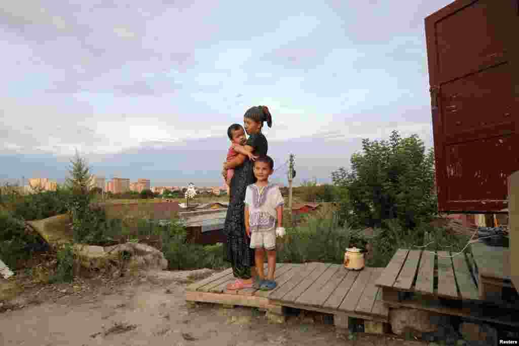 Rossiyada yashayotgan markaziy osiyolik muhojirlar
