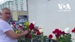 У Мінську створили меморіал першому загиблому протестувальнику. Відео