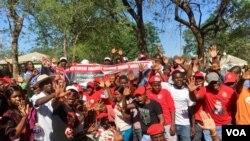Abasakhulayo bebandla leMDC eGwanda