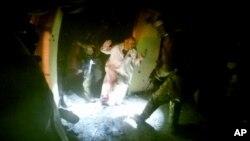 Видео операции американского и иракского спецназа по освобождению заложников «Исламского государства». Ирак, 22 октября 2015