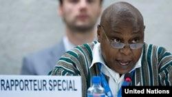 Maina Kiai (Photo United Nations)