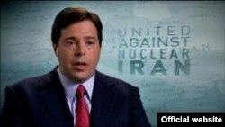 مارک والاس نماینده پیشین آمریکا در سازمان ملل متحد و مدیر گروه «اتحاد علیه ایران هستهای» - آرشیو