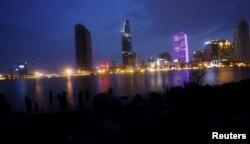 thành phố HCM vào cuối tháng 4 năm 2015, 40 năm sau khi chiến tranh kết thúc (ảnh tư liệu)