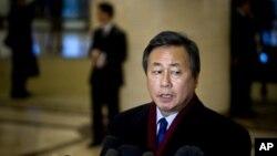김숙 유엔 주재 한국 대사. (자료사진)