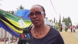 Watanzania na maonyesho ya Saba Saba