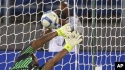 Le gardien de but de l'équipe nationale ghanéenne