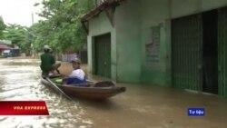 VN-LHQ xây nhà chống bão cho dân nghèo vùng biển