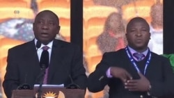 South Africa Investigating Mandela Sign Interpreter