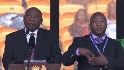 South Africa Investigating Mandela Sign Interpreter