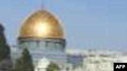Qüdsdə müsəlman dindarlarla İsrail polisi arasında toqquşma olub