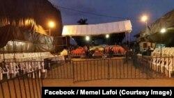 La fête séculaire de l'Abissa, un des événements touristiques majeurs de Côte d'Ivoire, n'a pas eu lieu dans la cité historique de Grand-Bassam, 10 novembre 2018. (Facebook/Memel Lafoi)