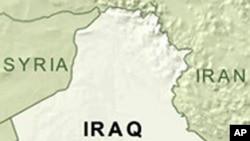 伊拉克的地理位置