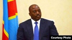 FILE - DRC President Joseph Kabila