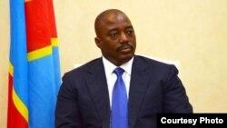 FILE - DRC President Joseph Kabila.