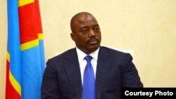 Joseph Kabila, le président congolais sortant
