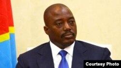 Le président Joseph Kabila