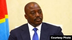 FILE - Democratic Republic of the Congo President Joseph Kabila