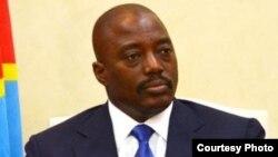 Joseph Kabila, président de la RDC