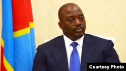 FILE - President Joseph Kabila