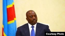 Perezida wa Republika iharanira Demokrasi ya Congo Joseph Kabila