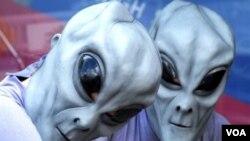 Sa jednog festivala na kojem se okupljaju stravstveni vjernici u postojanje vanzemaljaca
