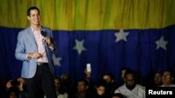 خوان گوایدو، رهبر پارلمان ونزوئلا