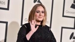 Top Ten Música na América: Adele volta a bater record!!!