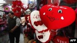 Ngày lễ Valentine: các cặp tình nhân dự thi để phá kỷ lục hôn lâu nhất