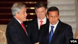 Ollanta ya ha remarcado que el primer objetivo de su agenda será trabajar por la integración latinoamericana.