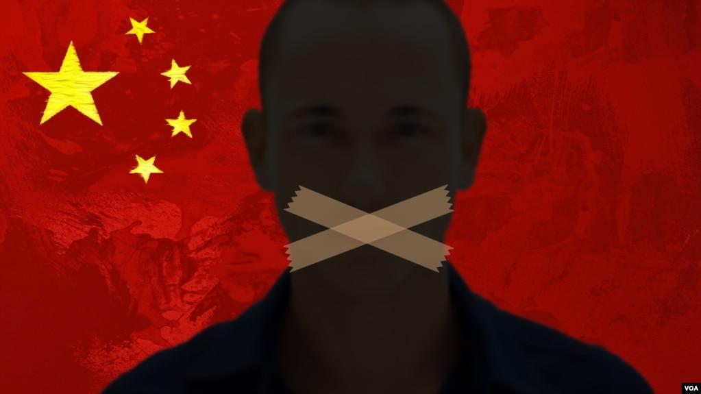 中国的言论控制
