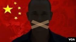 中國的言論控制