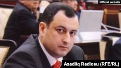 Milli Məclisin üzvü Adil Əliyev