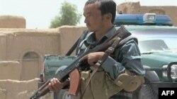 Obezbedjenje u Kandaharu nakon bombaških napada