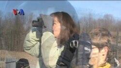 Bird Watching, Hobby Terpopuler Nomor Dua di AS - Liputan Feature VOA untuk Berita Satu Maret 2012
