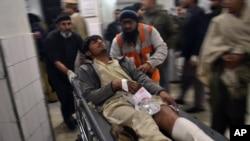 Bomb Blast in Peshawar Movie Theater
