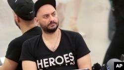 Sutradara Rusia terkemuka, Kirill Serebrennikov (foto: dok).