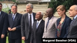 Intumwa za ONU mu Burundi