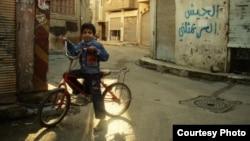 ພາບກ່ຽວກັບຊີວິດ ແລະການຕາຍ ຢູ່ໃນເມືອງ Homs ທີ່ຖ່າຍໂດຍ ຊາວຊີເຣຍເອງ