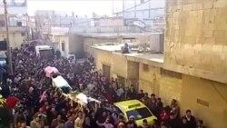 نیروهای امنیتی سوریه ۱۷ تن را کشتند