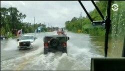 Стихия в Техасе