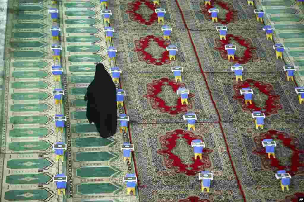 Eron masjidlarida