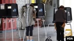 El comunicado indica que la mayoría de los votantes hispanos registrados no tienen una licencia de conducir o alguna identificación estatal.